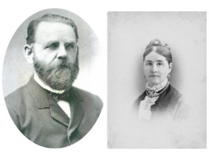 Nathan and Anna Vail