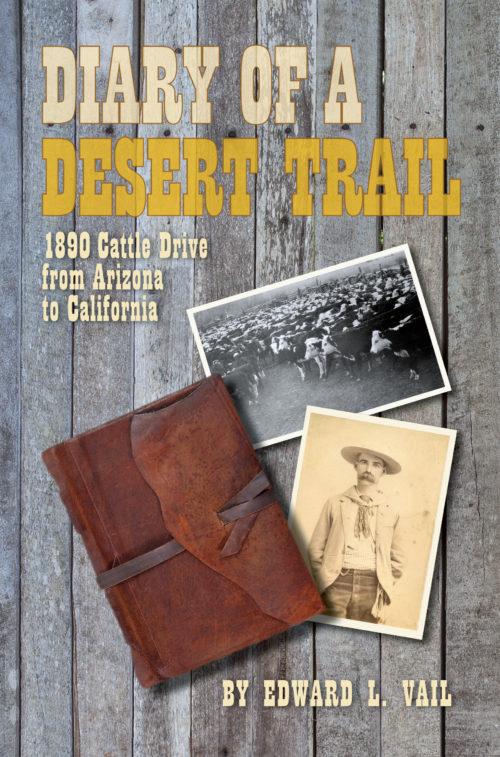 Diary of a Desert trail coverPass 1.indd