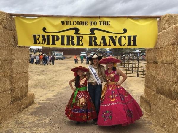 2021 Empire Ranch Cowboy Festival