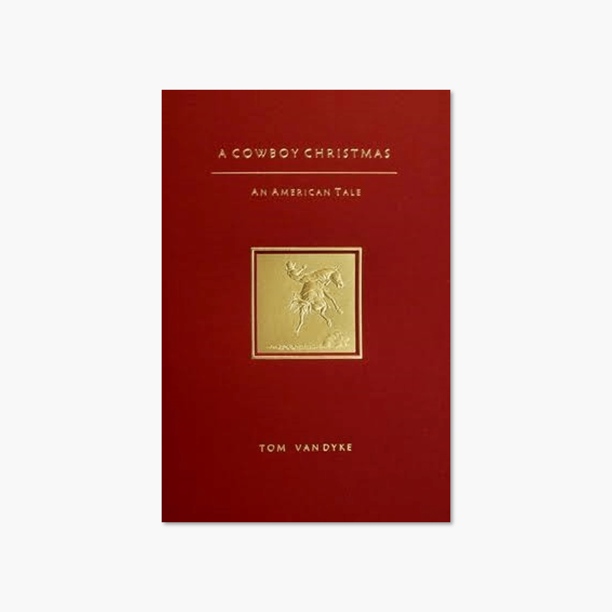 Books - A Cowboy Christmas